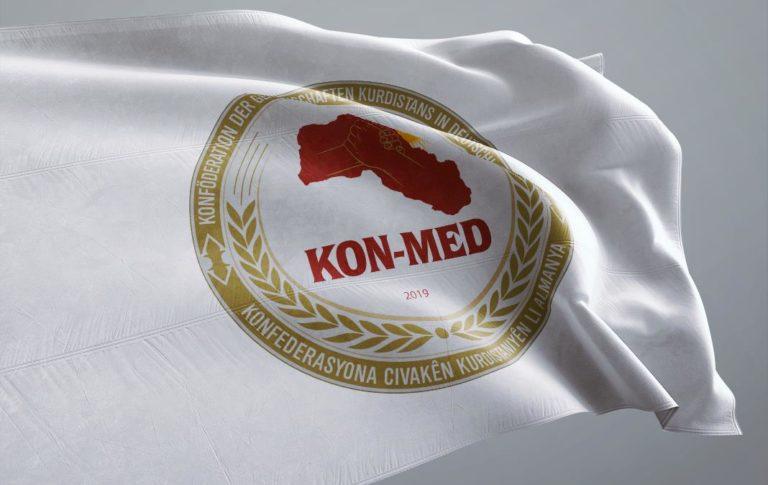KON-MED'den saldırılara karşı alanlara çıkma çağrısı